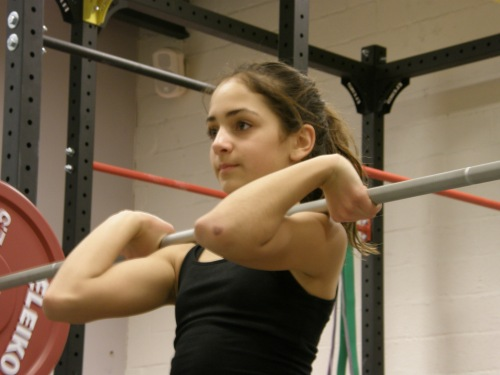 Det är viktigt för barn att styrketräna