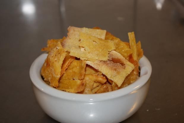 Hemmagjorda nachochips som är minst lika goda som köpta